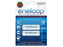 Аккумулятор SANYO eneloop HR-3UTGB-2BP AA BL2