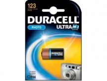 Батарейка Duracell CR123 1500 mAh