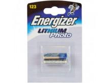 Батарейка Energizer CR123 1500 mAh