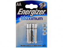 Батарейка Energizer АА LR-6 MAXIMUM (2 шт.)