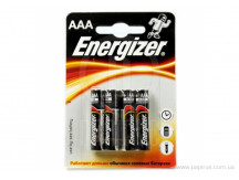 Батарейка Energizer ААА LR-3 Plus (4 шт.)