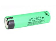 Аккумулятор Panasonic Li-ion 18650 3100 mAh с защитой