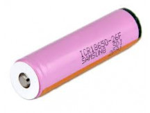 Аккумулятор Samsung 18650 2600 mAh
