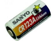 Батарейка Sanyo CR123A 1500 mAh