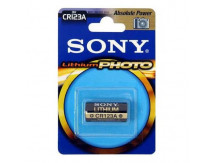 Батарейка Sony CR123A 1500 mAh